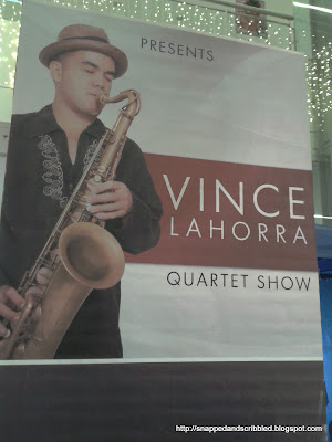 The Vince Lahorra Quartet
