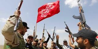 Milisi Syiah Irak Gunakan Senjata Bantuan untuk Lakukan Kejahatan