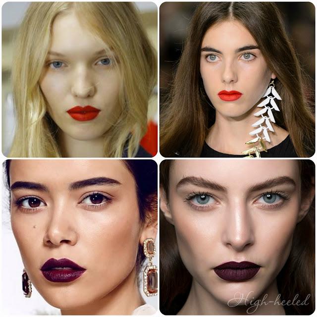 Модный макияж: главные тенденции 2017
