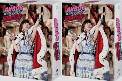 download dvdrip akb48 45th single senbatsu sousenkyo bluray