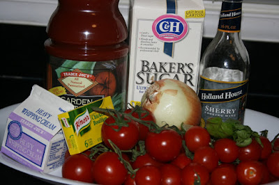 Use up your homegrown tomatoes by making homemade tomato soup from scratch in your crockpot slow cooker.