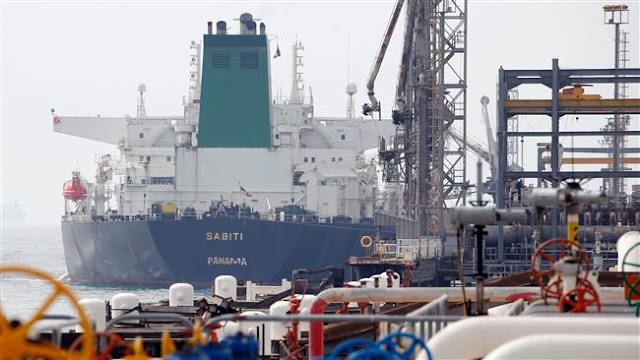 South Korea's imports of Iranian oil up 54%