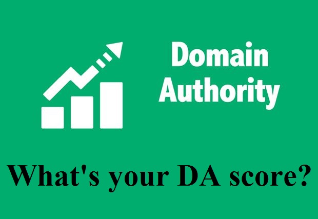 Domain Authority And My Blog