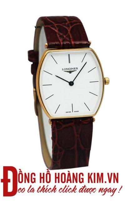 đồng hồ nam dây da mặt vuông giá rẻ đẹp