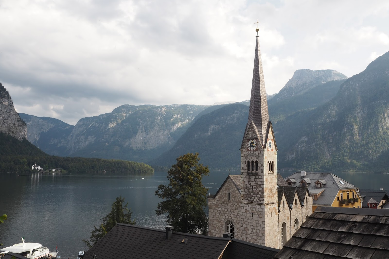 Views of Hallstatt