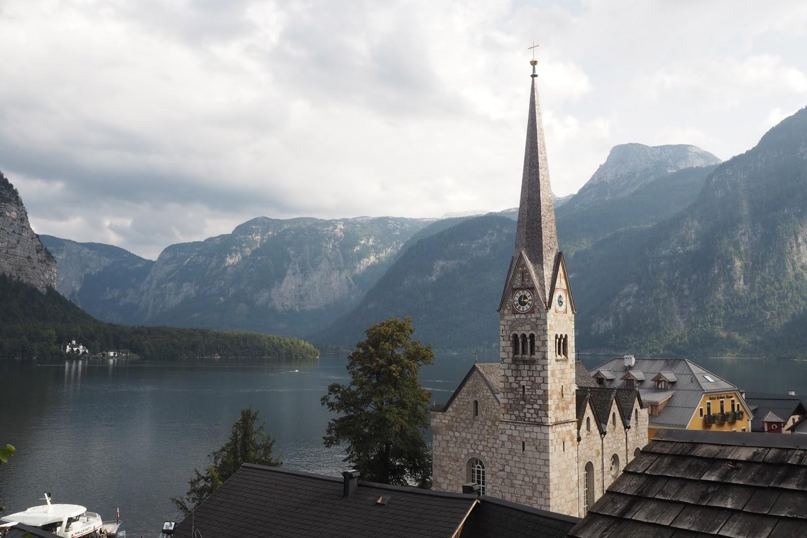 Views of Hallstatt