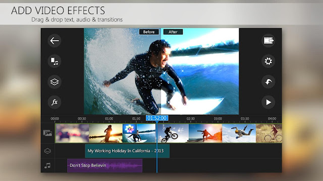 Powerdirector video editor pro
