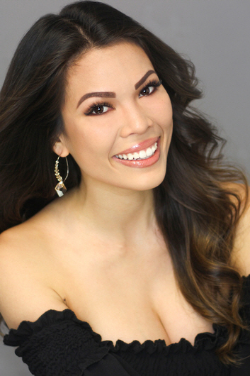 Miss USA 2018 Candidates Contestants Delegates Hawaii Julianne Chu