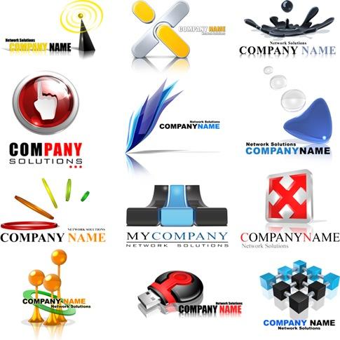 500 logos editables para inspiración