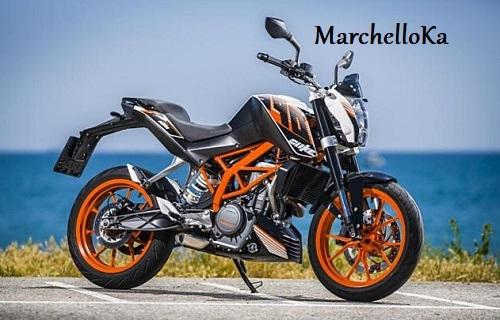 Harga KTM 390 Duke