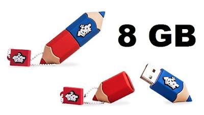 Memoria USB Lápiz
