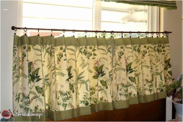 Elegant Kitchen Curtains 27