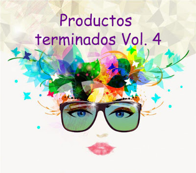Productos terminados Vol. 4