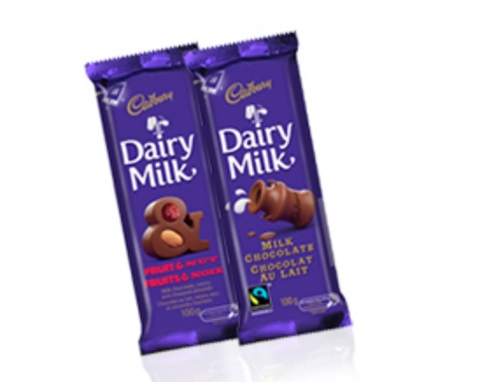 Cadbury Dairy Milk Coupon