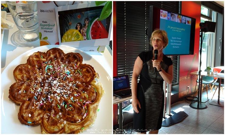 Detox Frühstück - Susanne Wendel spricht über Ernährung