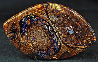 Yowah Koroit boulder opal Australia