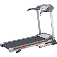 Sunny Health & Fitness SF-T7603 Electric Treadmill, review features compared with SF-T7604