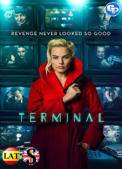 Terminal (2018) HD 720P LATINO/INGLES
