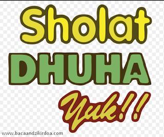 Bacaan Niat dan Doa Sholat Dhuha Arab Latin dan Terjemahannya