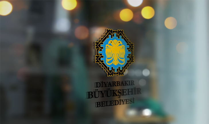 Diyarbakır Büyükşehir Belediyesi Vektörel Logosu