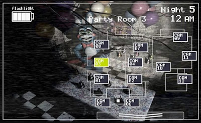 game five nights at freddy's