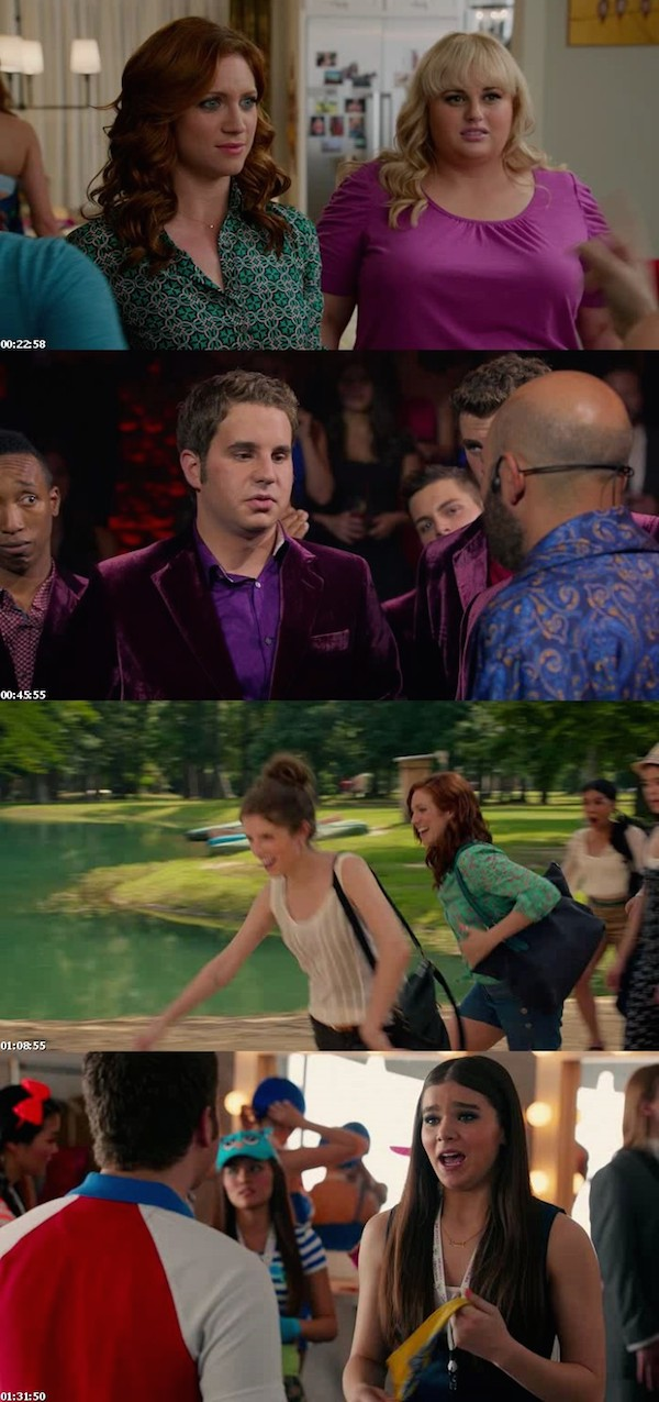 Pitch Perfect 2 BluRay 720p 400MB