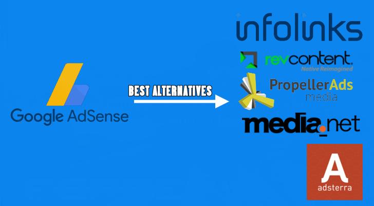 google-adsense-alternatives-2019