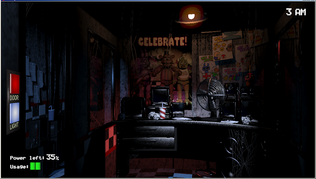 Five Nights at Freddy's 1 screenshot 1