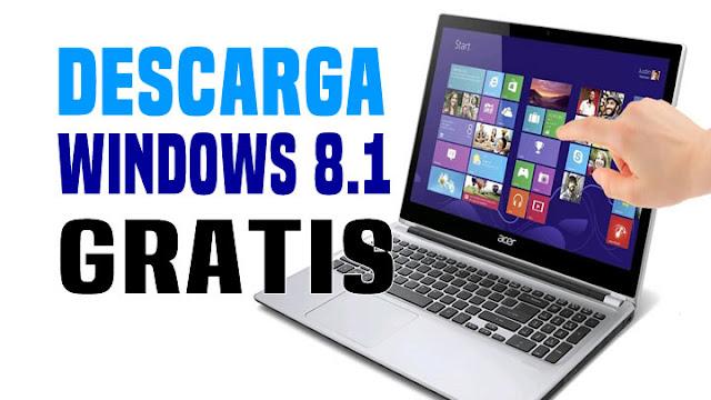 DESCARGAR WINDOWS 8.1 PRO ESPAÑOL ISO ORIGINAL [32 Y 64 BITS]