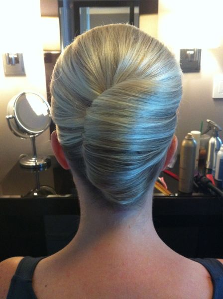 Bridal French Twist Hairstyles