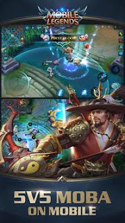 Mobile Legends Bang Bang Mod Apk Maret