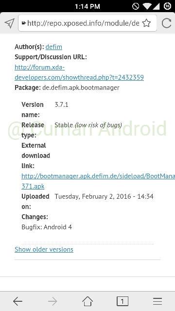 Cara Menginstall, dan Memasang Xposed Module di Android Dengan Mudah