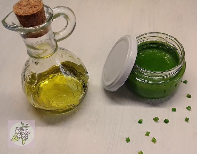 Aceite de Oliva Aromatizado con Hierbas