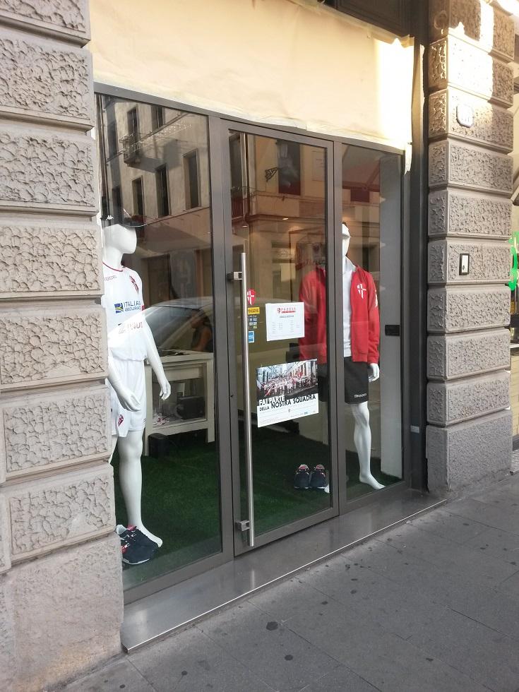 myfootballand: nuovo padova store!