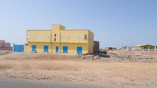 Djibouti Houses along the way