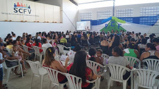 Prefeitura de Picuí lança oficialmente o programa federal criança feliz no município