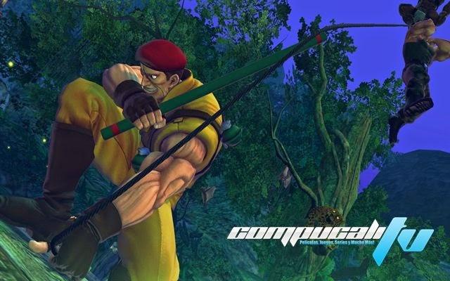 Ultra Street Fighter IV PC Full Español