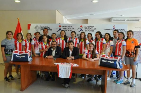 Paraguay: Lista de jugadoras para el Mundial Juvenil Femenino | Mundo Handball