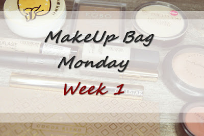 MakeUp Bag Monday - Week 1 - Zoeva, Holika Holika, MAC, Catrice, KOBO ( inspired by Serein Wu )