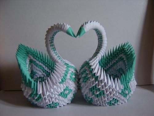 3d Origami Big Pink Rabbit Diagram 3d Origami Big Pink Rab