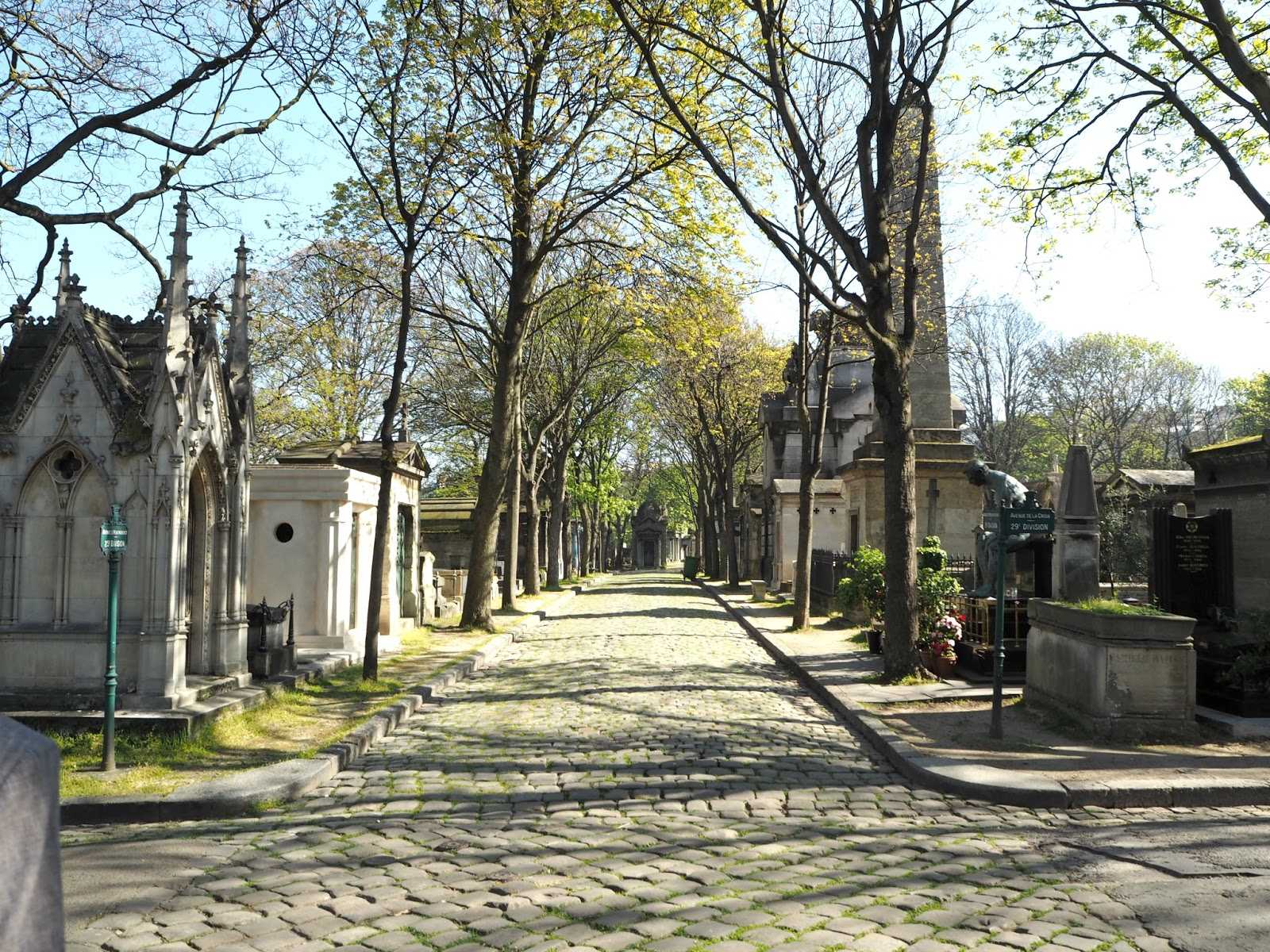 Cimetière de Montmartre North Cemetry Paris