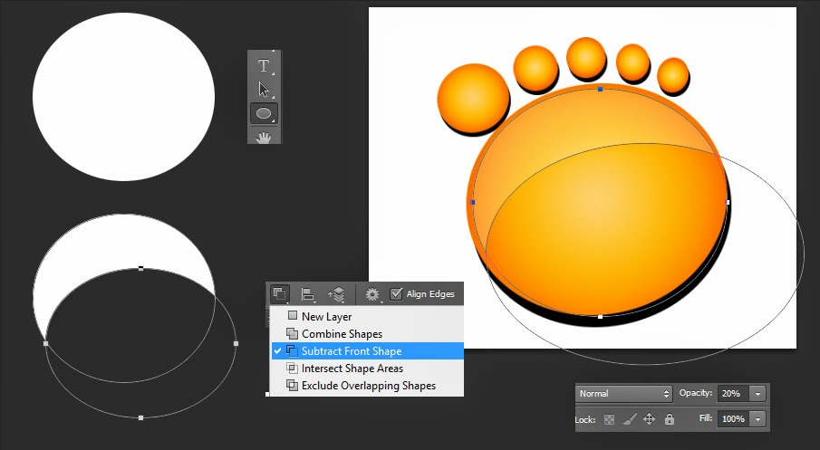 icon gom player, icon photoshop, tutorial photoshop