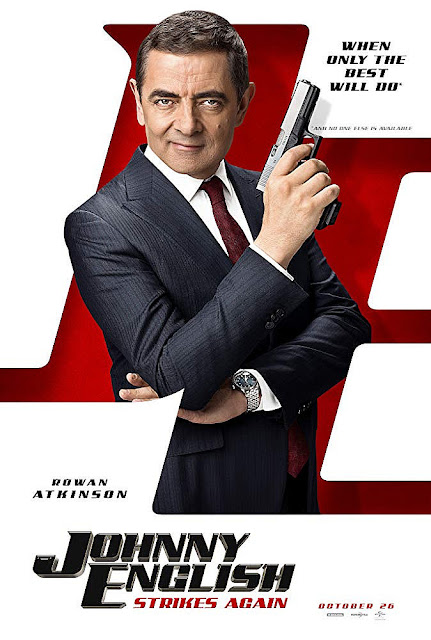 Johnny English Strikes Again (2018) Movie - Sinopsis