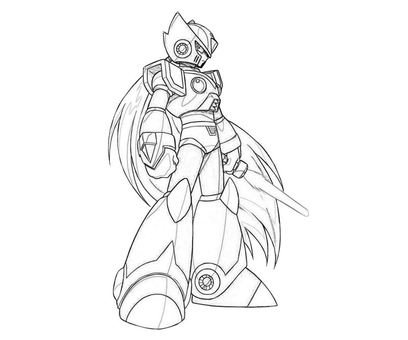 zero coloring pages - photo#48