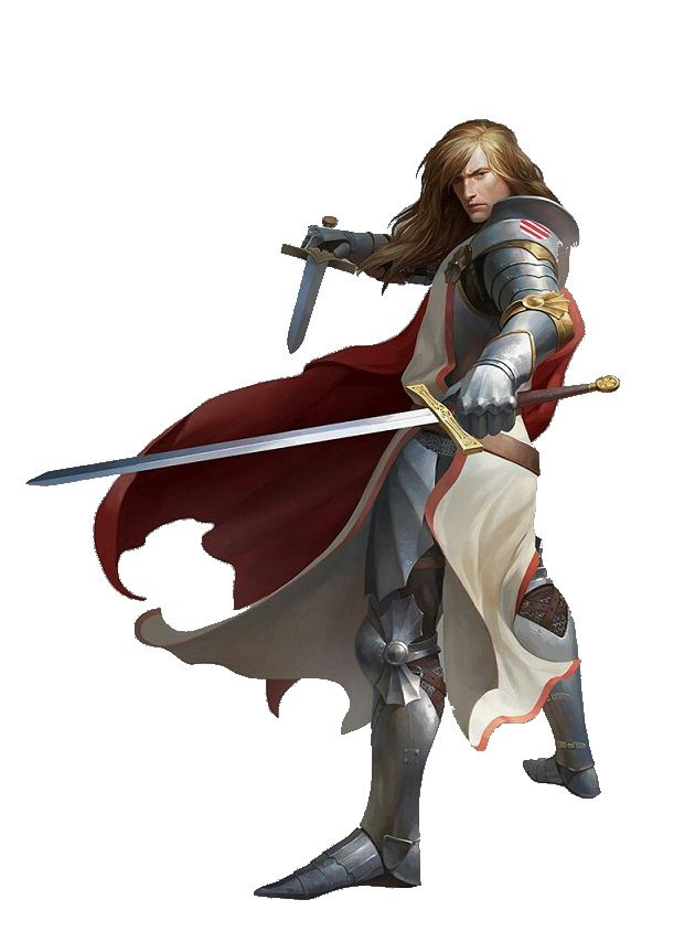 Pathfinder two handed fighter | character creation  2019-02-25
