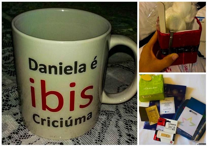 Presentinhos do Ibis Criciúma - Encontro Rota Sul