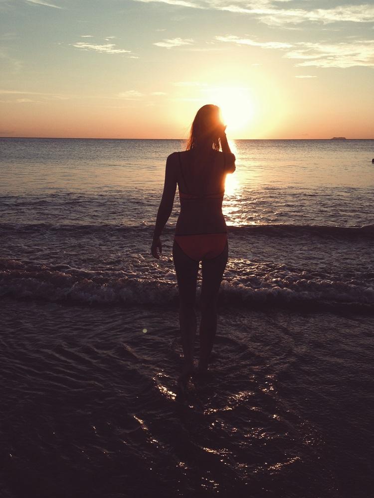 Koh Lanta: Wendung + der perfekte Strand Tag