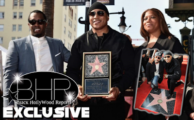 Hip Hop Icon L.L. Cool J Receives A Star On The Hollywood Walk Of Fame Congratulations !!!