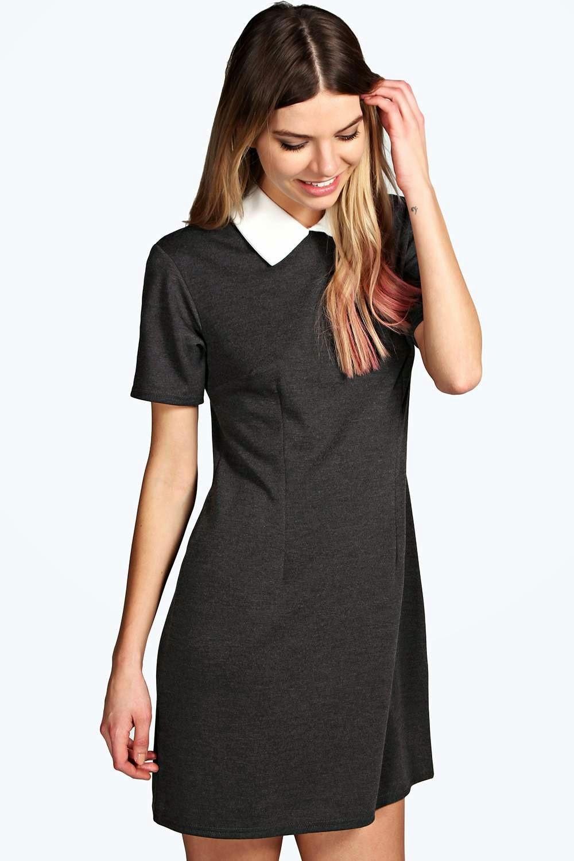 robe avec col claudine vetement fille pas cher. Black Bedroom Furniture Sets. Home Design Ideas