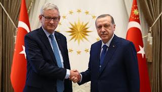 """Τα """"πληρωμένα πιστόλια"""" του Ερντογάν"""